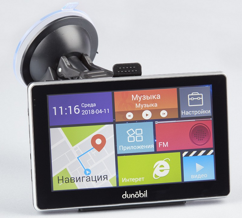 Dunobil Stella 5 Parking Monitor