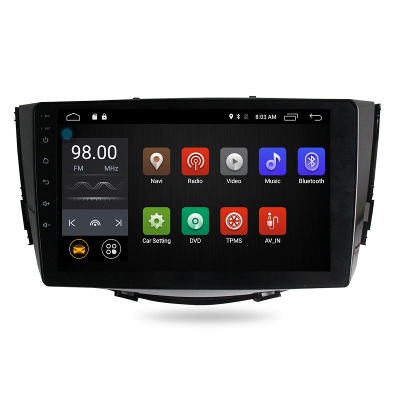 Штатная магнитола CARMEDIA MKD-1058 DVD Lifan X60 2012+ (+ камера заднего вида) штатная магнитола carmedia mkd 1022 dvd volkswagen tiguan 2016