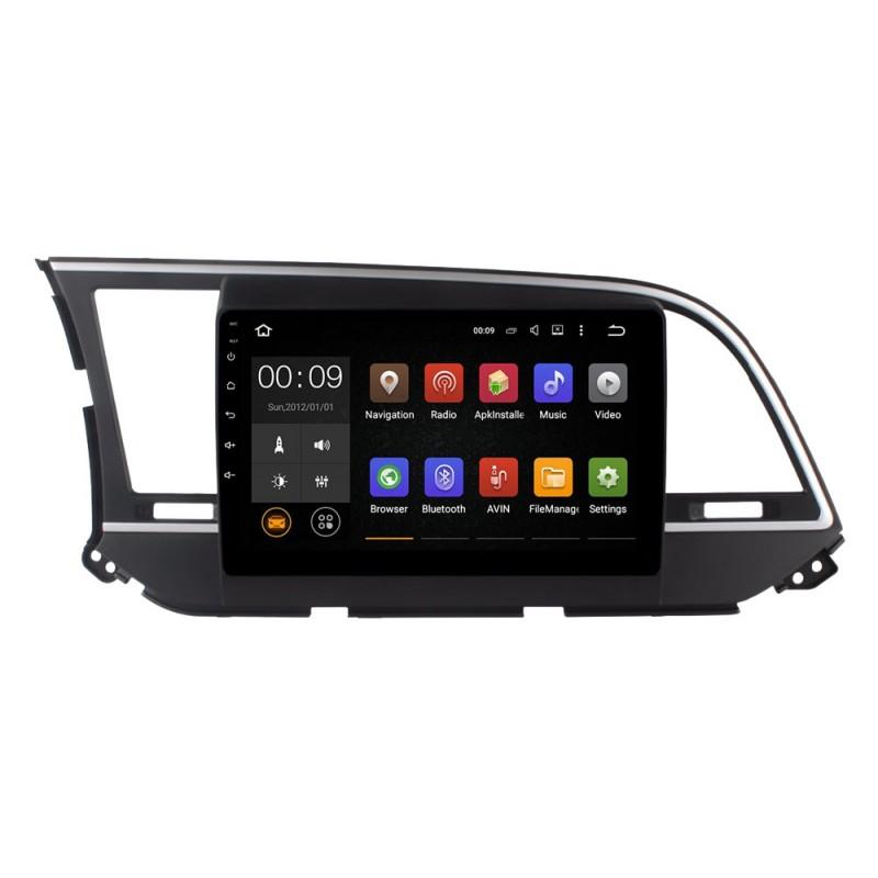 Штатная магнитола Roximo 4G RX-2016 для Hyundai Elantra 6 (Android 6.0)Roximo<br>Магнитола со встроенным модулем 4G и WiFi . Современный восьмиядерный процессор Octa Core,ARM A53,@1.5GHz и 2Гб оперативной памяти обеспечат надежную работу устройства и установленных приложений.  Дисплей по технологии IPS, FM-Тюнер с RDS, Bluetooth.