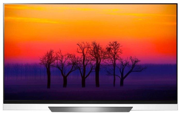 Телевизор LED LG 55 OLED55E8PLA черный/Ultra HD/100Hz/DVB-T2/DVB-C/DVB-S2/USB/WiFi/Smart TV (RUS)