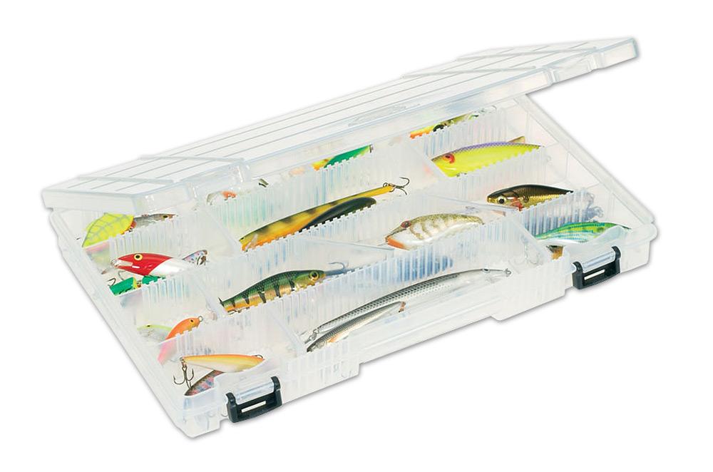 Коробка Plano 3770-00 для приманок с угловыми и линейными разделителями коробка plano 3500 1354 00
