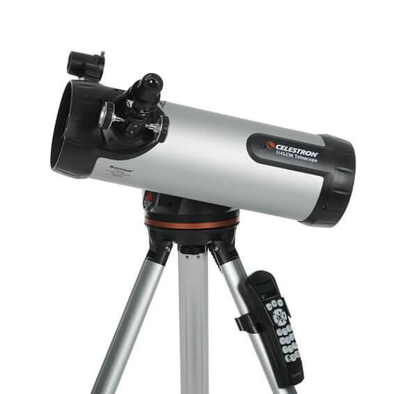 Телескоп Celestron LCM 114 (+ Книга знаний «Космос. Непустая пустота» в подарок!) lcm csvh