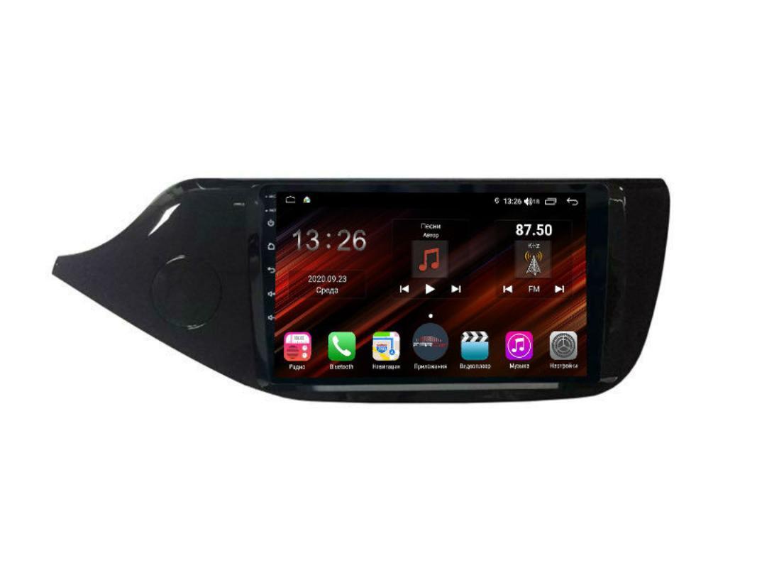 Штатная магнитола FarCar s400 Super HD для KIA Ceed на Android (XH216R) (+ Камера заднего вида в подарок!)