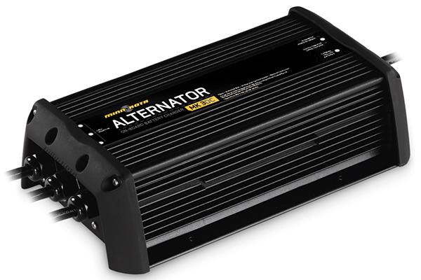 цена на Бортовое зарядное устройство Minn Kota MK 3 DC(для 3-х АКБ) (+ Салфетки из микрофибры для любых задач в подарок!)
