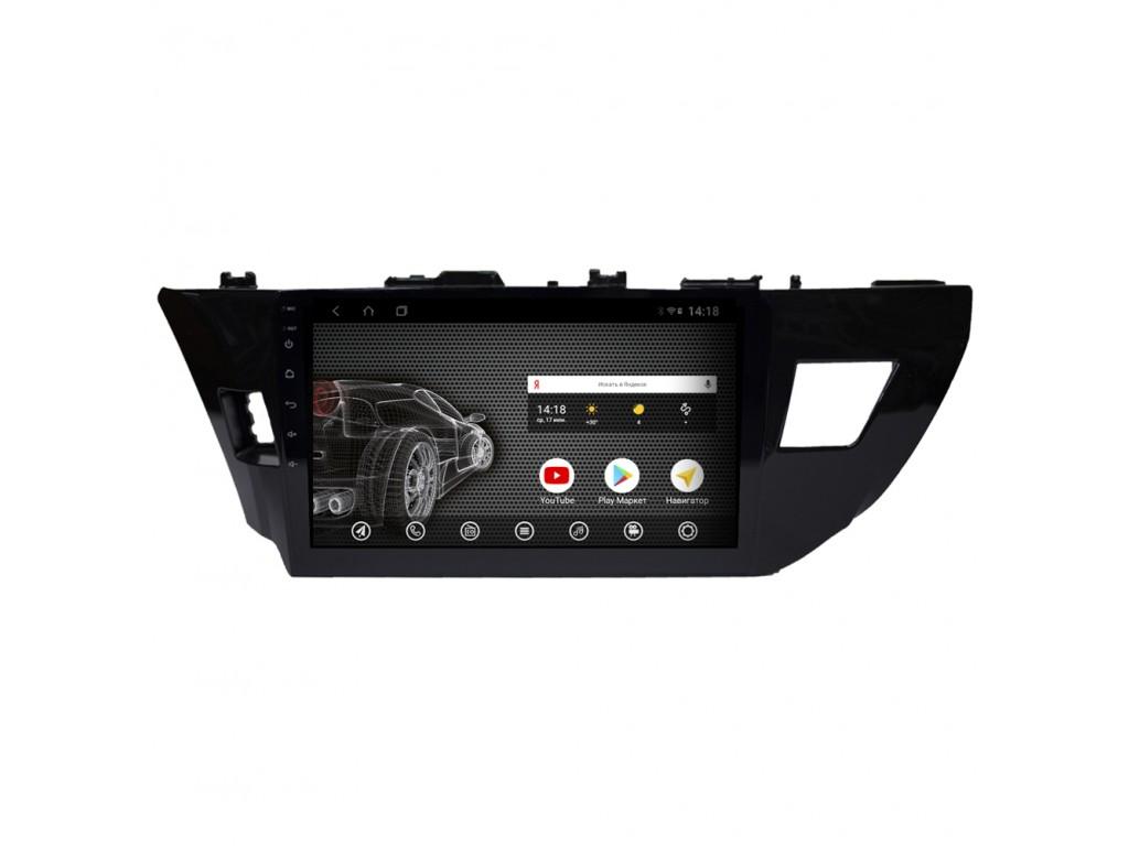 Головное устройство vomi ST2836-T3 для Toyota Corolla 2012-2016 E180 (дорест) (+ Камера заднего вида в подарок!)