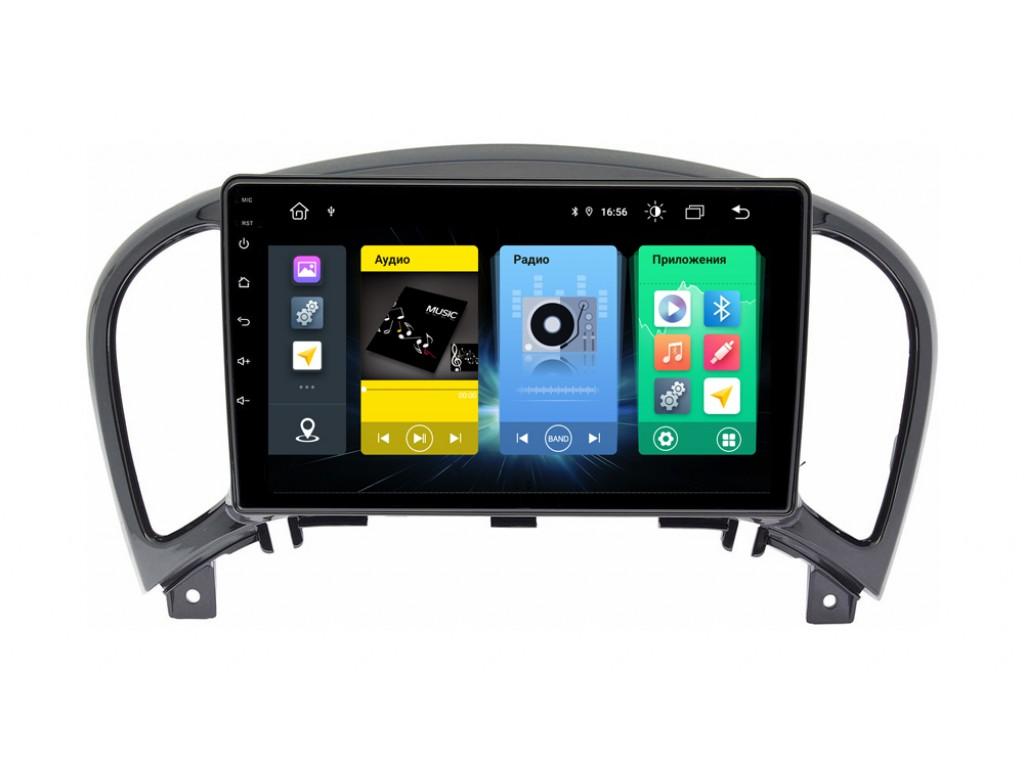 Головное устройство vomi FX388R9-MTK-LTE для Nissan Juke 2010-2018 (+ Камера заднего вида в подарок!)
