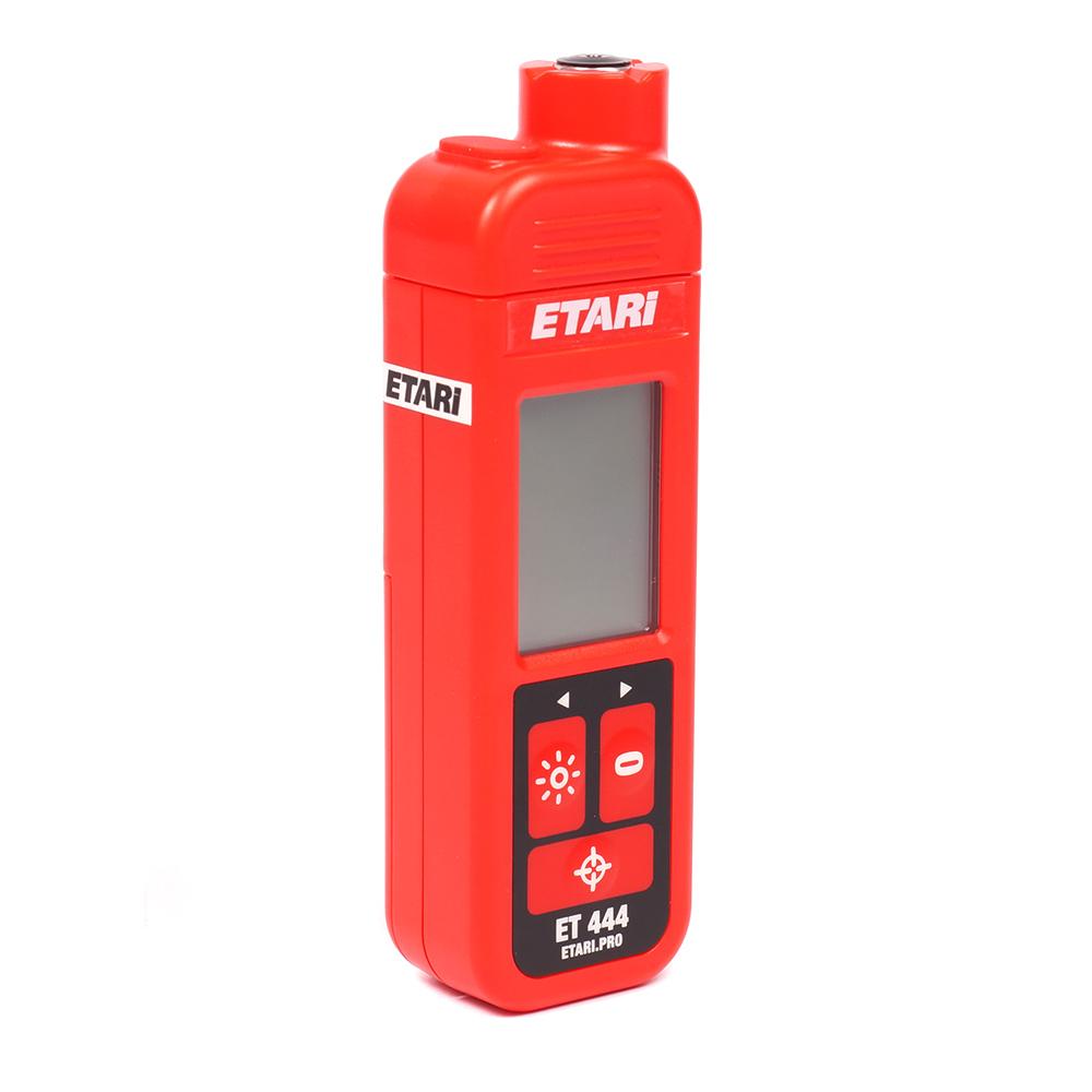 Толщиномер лакокрасочного покрытия Etari ET 444 (+ Два чехла и батарейки в подарок!) толщиномер лакокрасочного покрытия etari ет 600 батарейки в подарок