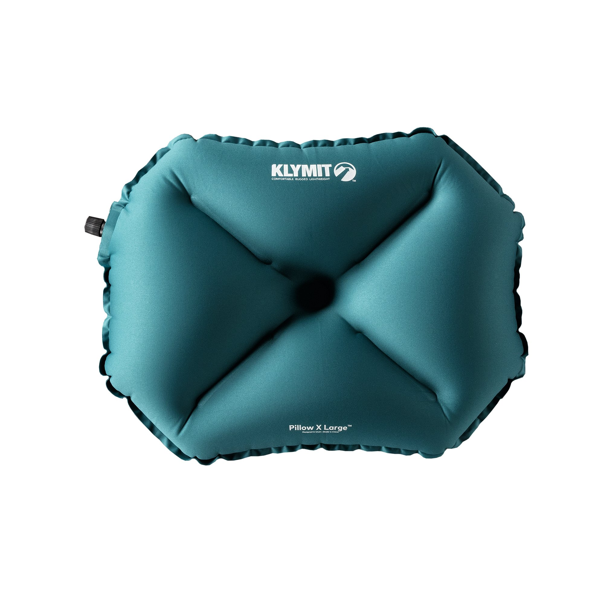 Надувная подушка Pillow X large Green, зеленый