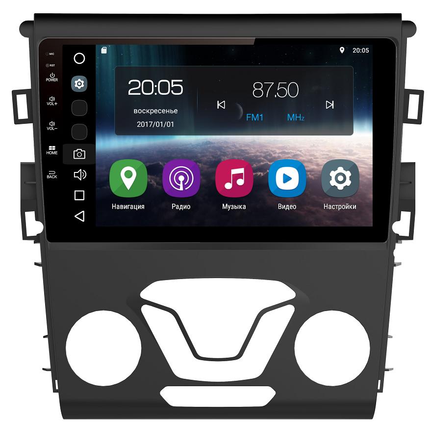 Штатная магнитола FarCar s200 для Ford Mondeo на Android (V377R)