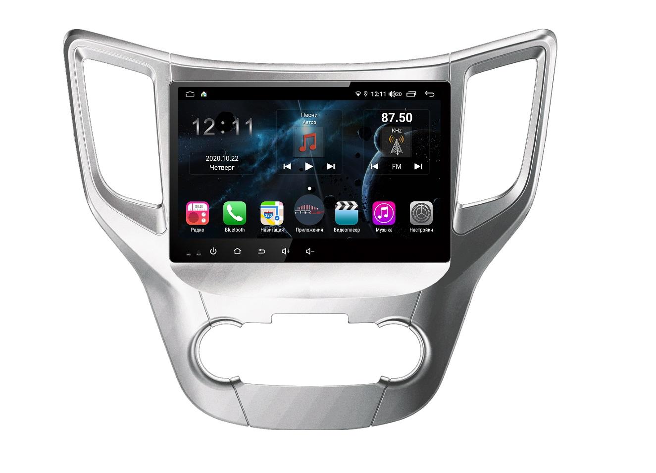 Штатная магнитола FarCar s400 для Changan на Android (H1003R) (+ Камера заднего вида в подарок!)