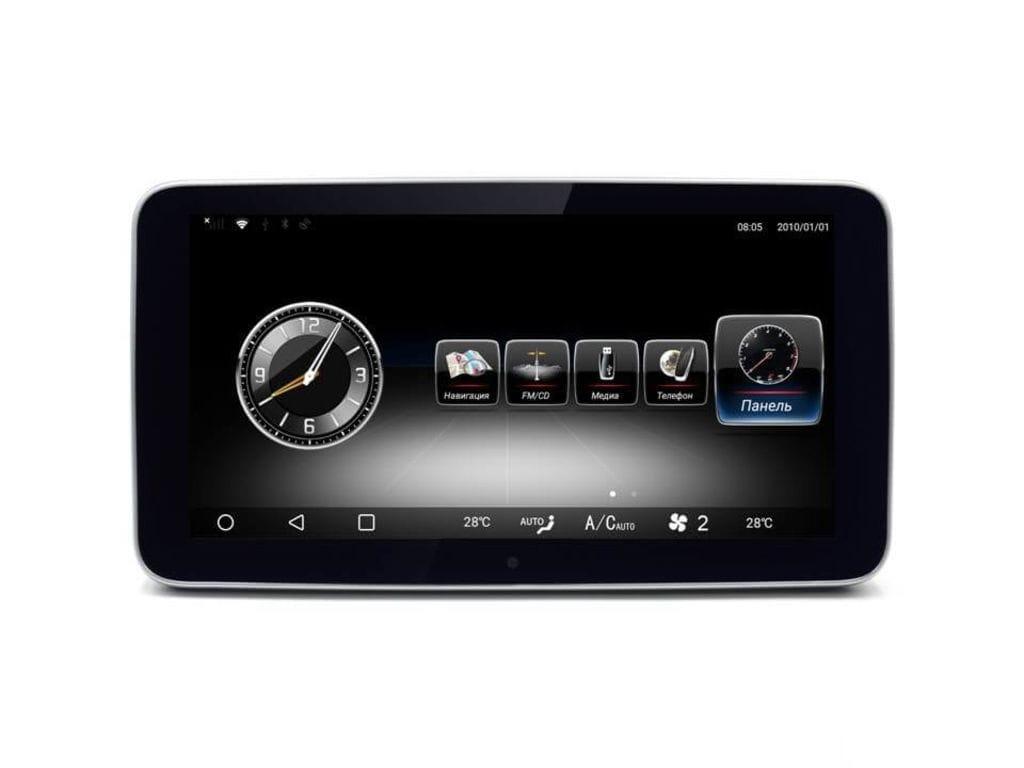 Монитор PF01A для Mercedes-Benz взамен Comand NTG 4.5/4.7