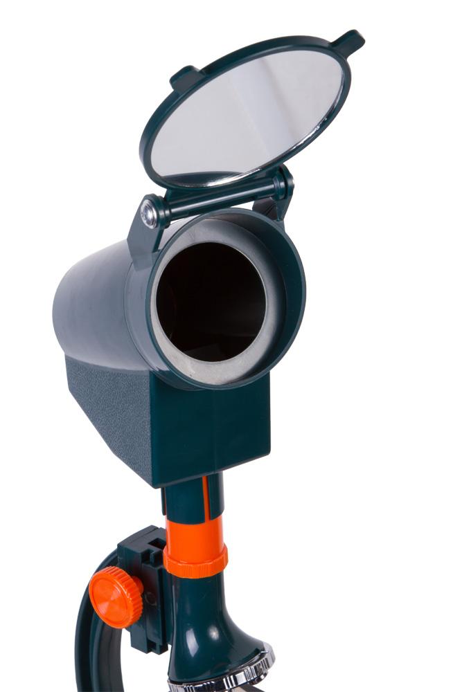 Фото - Микроскоп Levenhuk LabZZ M3 с адаптером для фотоаппарата (+ Салфетки из микрофибры в подарок) сумка levenhuk zongo 20 для телескопа черная малая