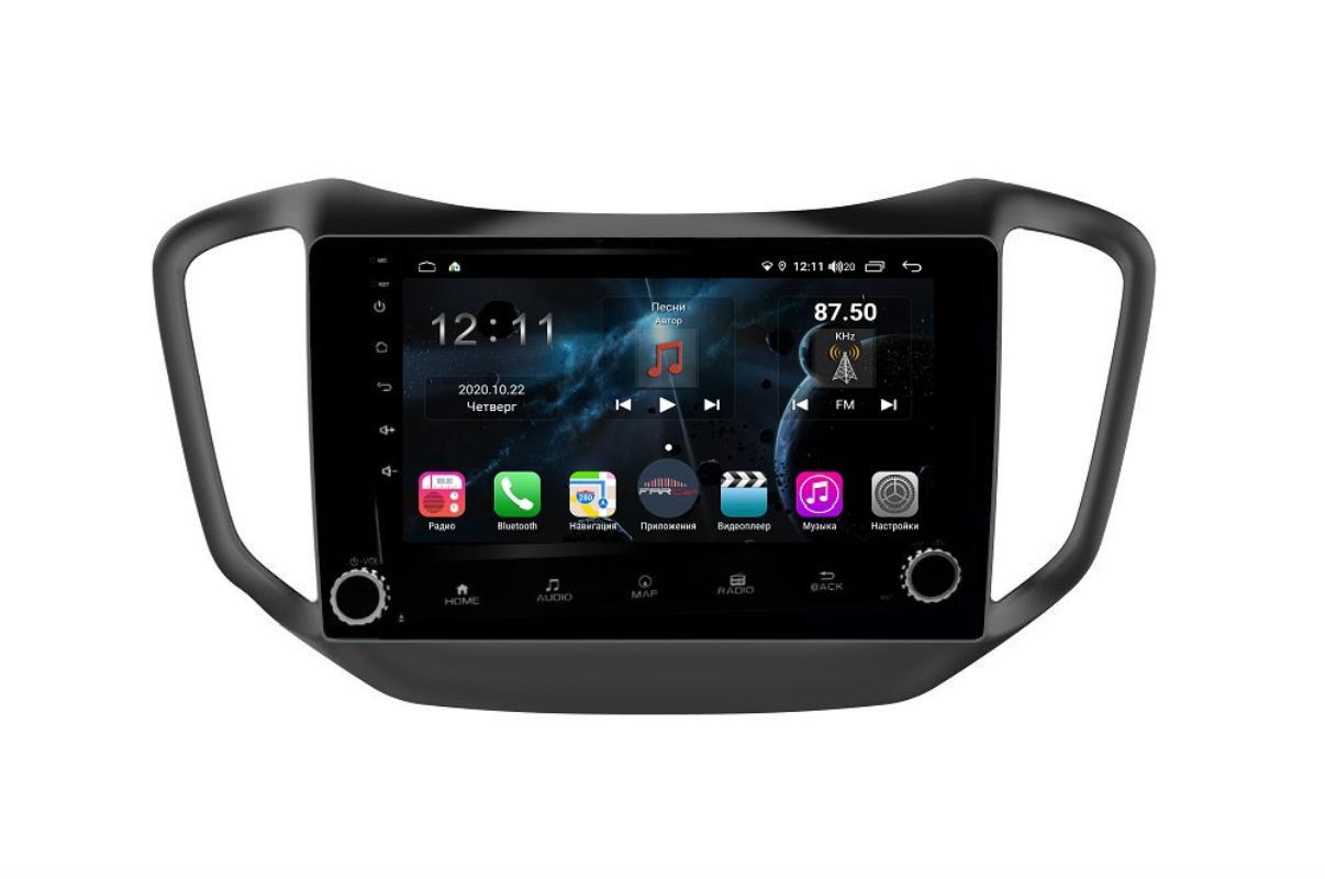 Штатная магнитола FarCar s400 для Chery Tiggo 5 на Android (H1036RB) (+ Камера заднего вида в подарок!)