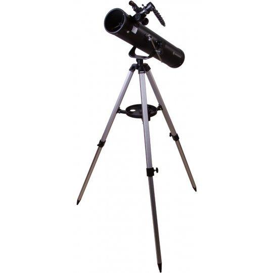 цены Телескоп Bresser Venus 76/700 AZ с адаптером для смартфона (+ Книга «Космос. Непустая пустота» в подарок!)