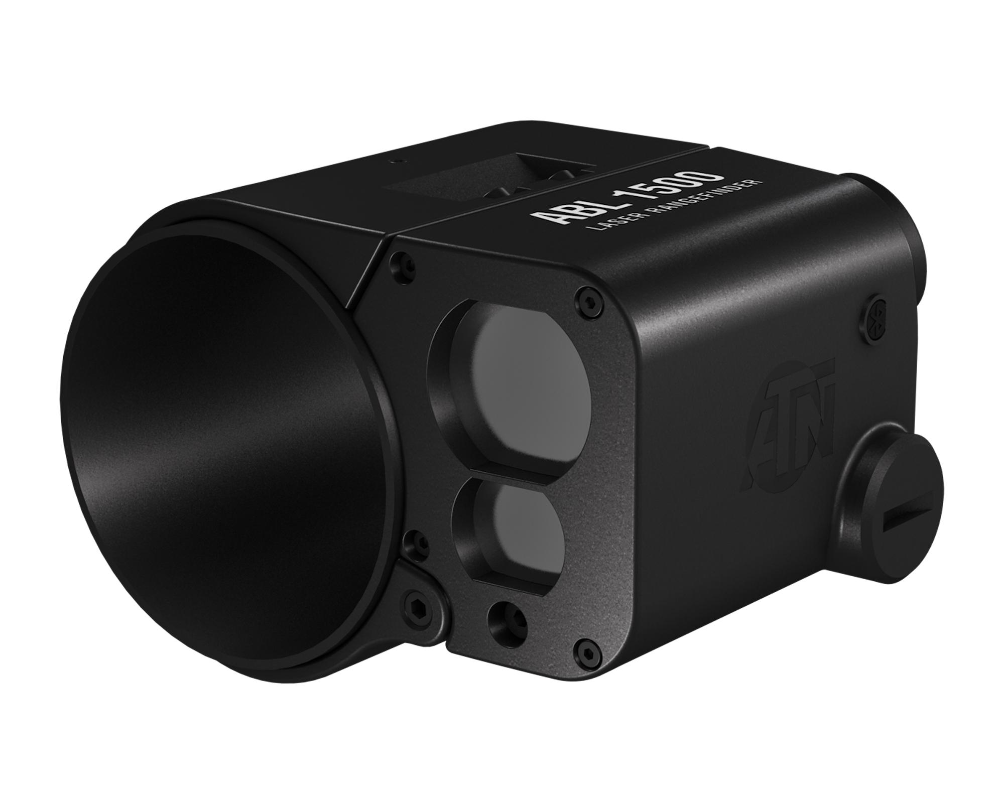 Фото - Лазерный дальномер ATN Auxiliary Ballistic Laser 1500 (+ Автомобильные коврики в подарок!) дальномер huayi ms6400