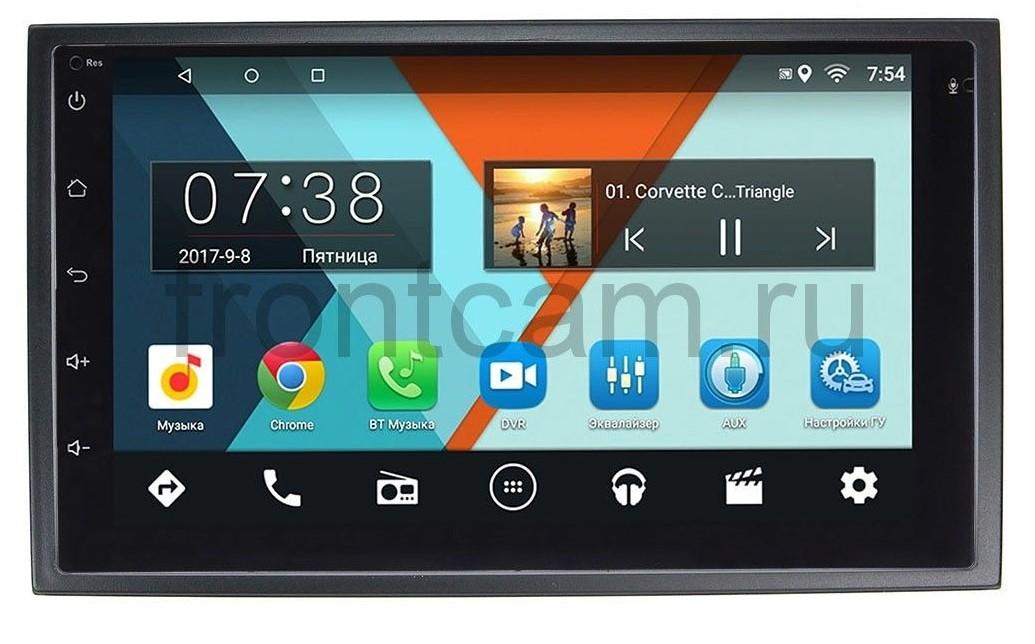 Штатная магнитола Media MT7001-RP-CHTG-46 для GAZ Газель Next Wide на Android 7.1.1 (+ Камера заднего вида в подарок!) штатная магнитола wide media wm vs7a706nb 2 16 rp chtg 46 для gaz газель next android 7 1 2