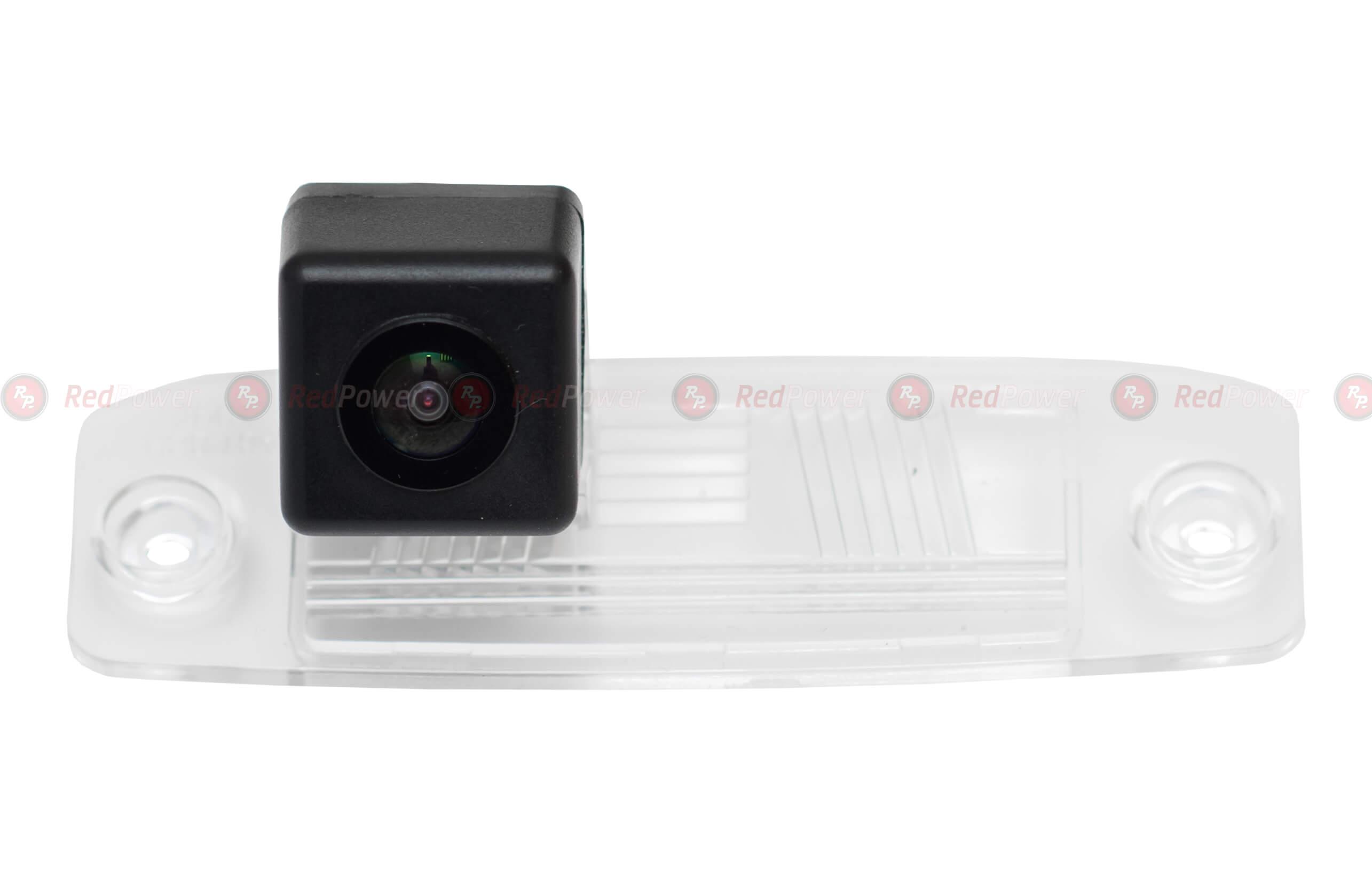 Штатная видеокамера парковки Redpower KIA090P Premium для KIA Sportage R, Sorento, Carens, Opirus штатная видеокамера парковки redpower fod059p premium для ford mondeo transit