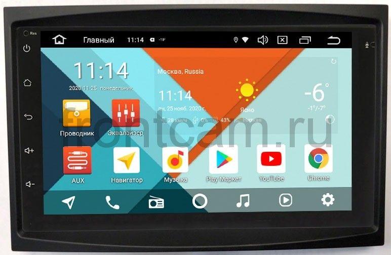 Штатная магнитола Peugeot 3008 I, 5008 I, Partner Tepee II, 207 I, 307 I, Expert II 2007-2016 Wide Media MT7001PK-2/16-RP-PG307-64 на Android 9.1 (DSP 3G-SIM) (+ Камера заднего вида в подарок!)