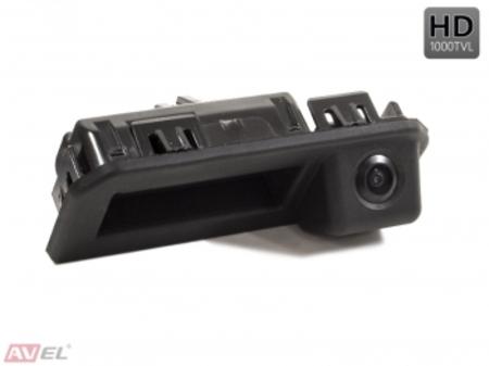 CCD HD штатная камера заднего вида AVS327CPR (#192) для автомобилей AUDI/ SKODA/ VOLKSWAGEN