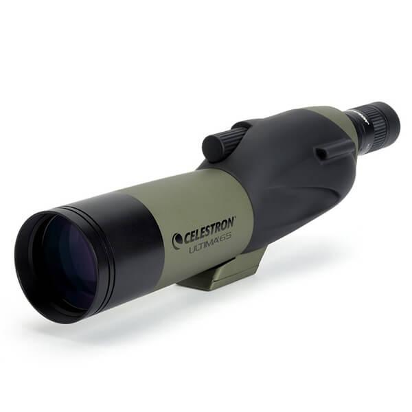Зрительная труба Celestron Ultima 65 Straight (+ Салфетки из микрофибры в подарок) зрительная труба veber snipe super 20 60x80 gr zoom