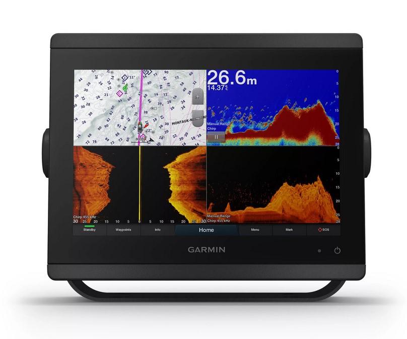 Картплоттер с эхолотом Garmin GPSMAP 922xs Plus (+ Леска в подарок!) цена 2017