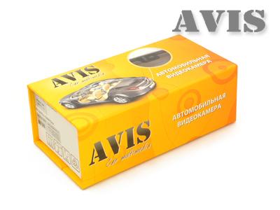 CCD штатная камера заднего вида Avis AVS321CPR (#149) для Mitsubishi L200 IV