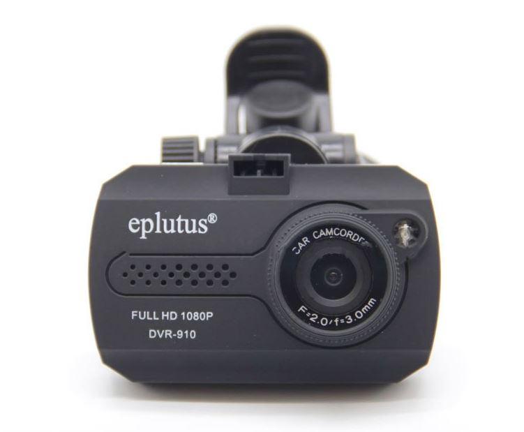 Видеорегистратор Eplutus DVR 910 (+ Разветвитель в подарок!)