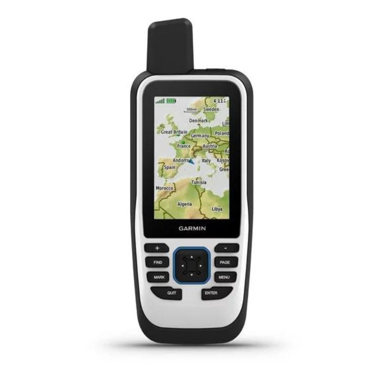 Морской портативный GPS навигатор Garmin GPSMAP 86s