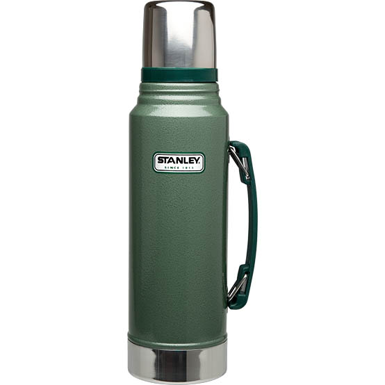 Термос Stanley Classic Vacuum Flask (1л) зеленый термос outwell aden vacuum flask 600ml 650417