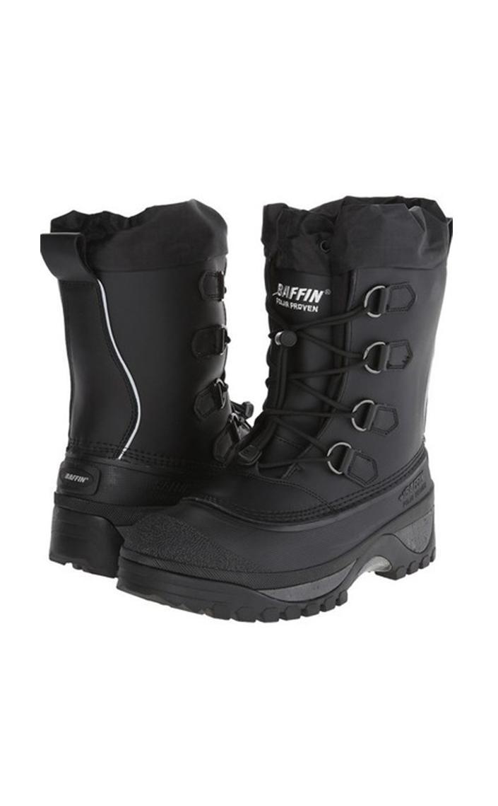 Ботинки Baffin MUSKOX Black р.40,5