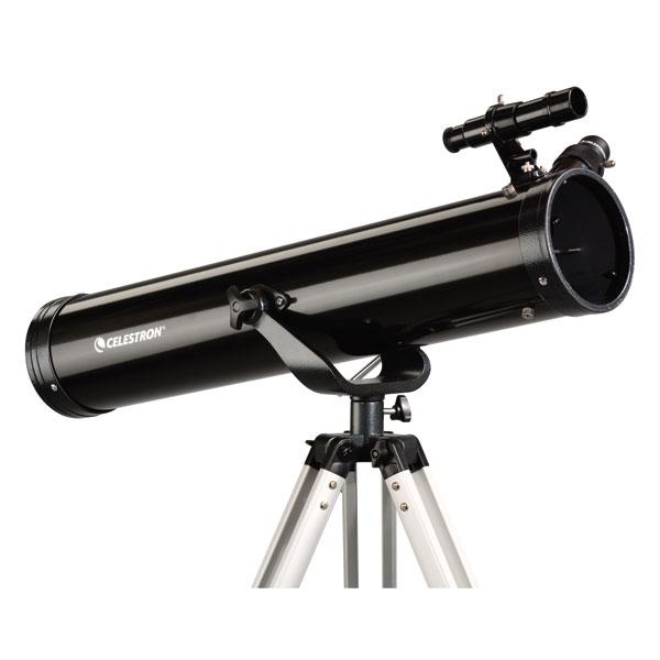 Фото - Телескоп Celestron PowerSeeker 76 AZ (+ Книга «Космос. Непустая пустота» в подарок!) телескоп celestron powerseeker 80 eq салфетки из микрофибры в подарок