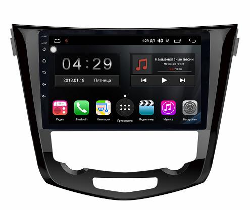 Штатная магнитола FarCar s300 для Nissan Qashqai, X-Trail на Android (RL665R) (+ Камера заднего вида в подарок!)