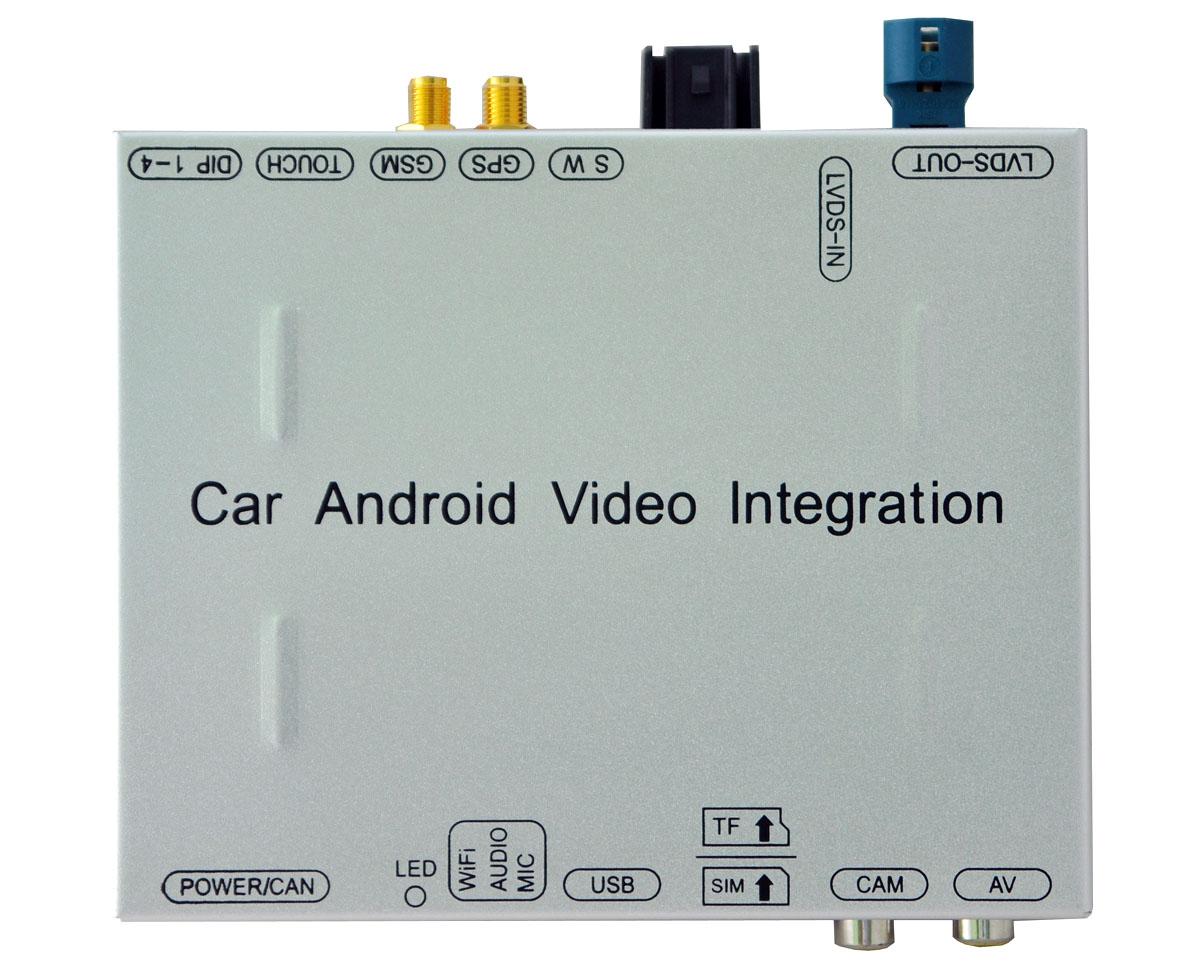 Блок навигации INCAR FEX-CUE для CADILLAC SRX (2013+), Escalade (2015+), CHEVROLET Tahoe (2015+) на Android (+ Камера заднего вида в подарок!)