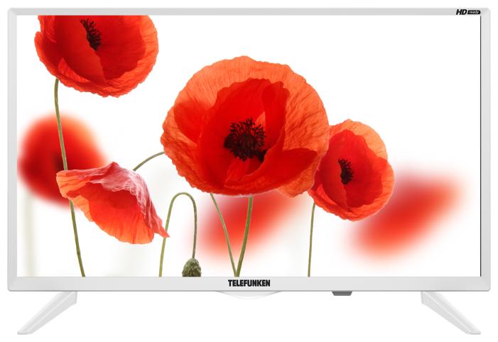 Фото - Телевизор LED 24 TELEFUNKEN TF-LED24S75T2 Белый, HD Ready/DVBT-2/HDMI/USB телевизор