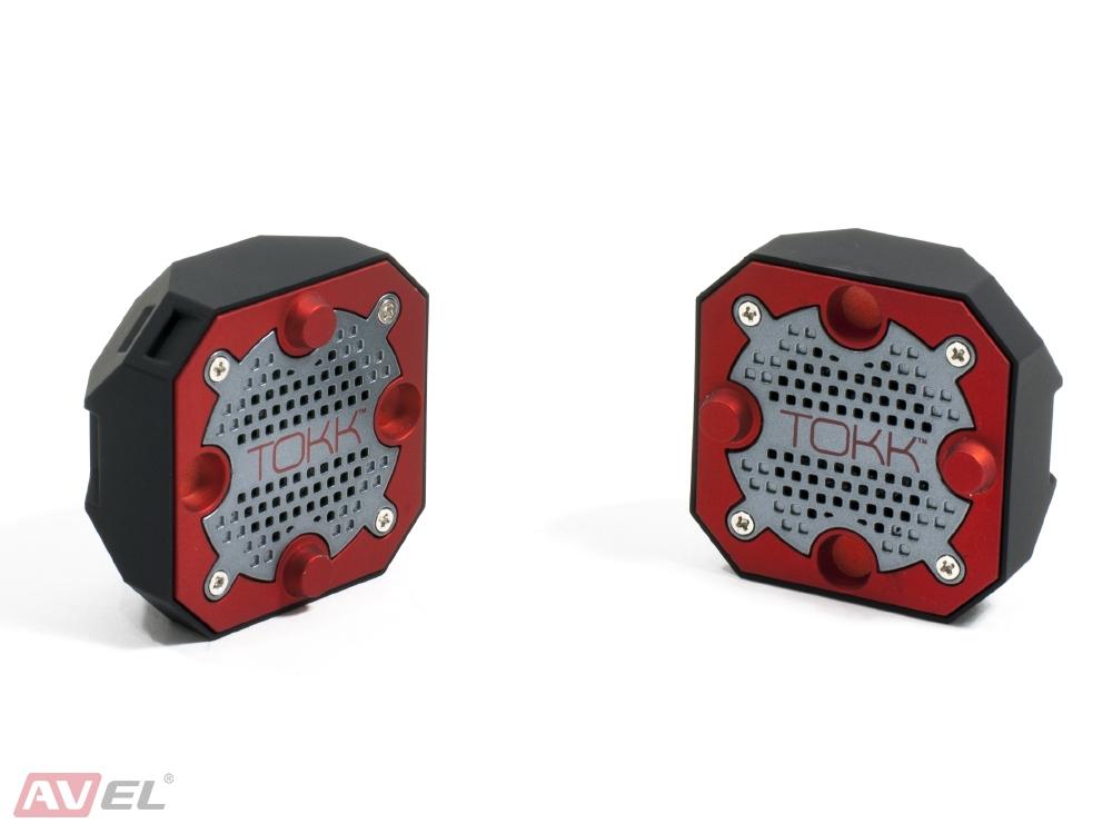 Портативные Bluetooth колонки TOKK Reactor (R3001) (черные) цена и фото