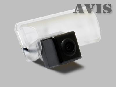CMOS штатная камера заднего вида AVIS AVS312CPR для SUBARU FORESTER IV (2012-...) (#125)