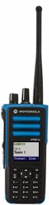 Взрывозащищенная цифровая рация Motorola DP4801 ATEX