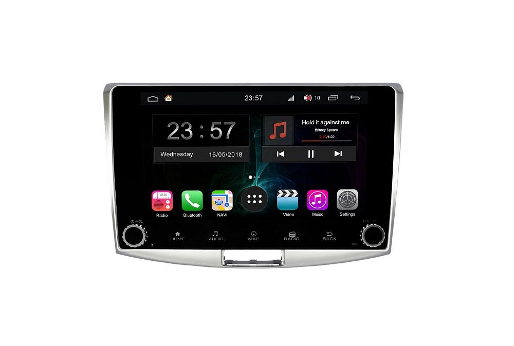 Штатная магнитола FarCar s300-SIM 4G для VW Passat на Android (RG493/909RB) (+ Камера заднего вида в подарок!)
