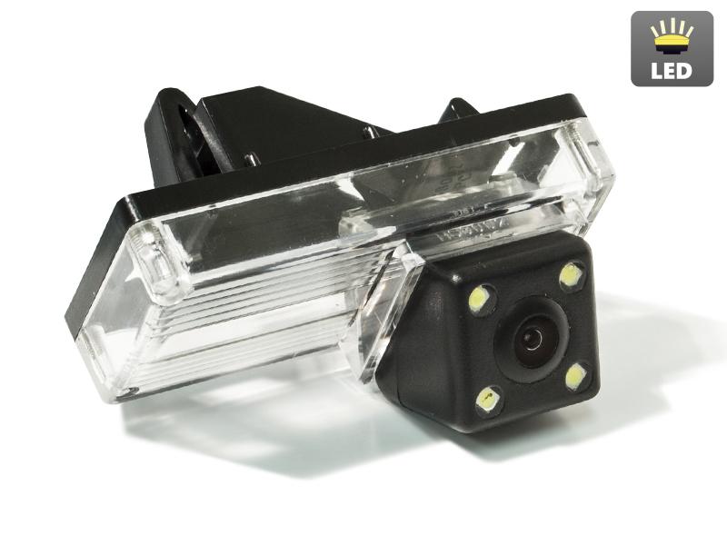 CMOS ECO LED штатная камера заднего вида AVIS Electronics AVS112CPR (#094) для TOYOTA LC100/LC PRADO 120 (запаска под авто)