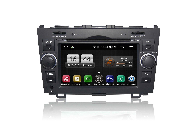 Штатная магнитола FarCar s170 для Honda на Android (L009) штатная магнитола farcar s170 для hyundai i40 2012 на android l172