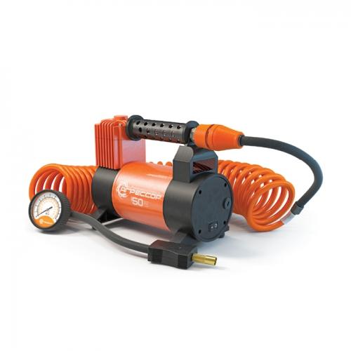 Компрессор автомобильный Агрессор AGR-50 автомобильный пылесос агрессор agr 100h сухая уборка оранжевый