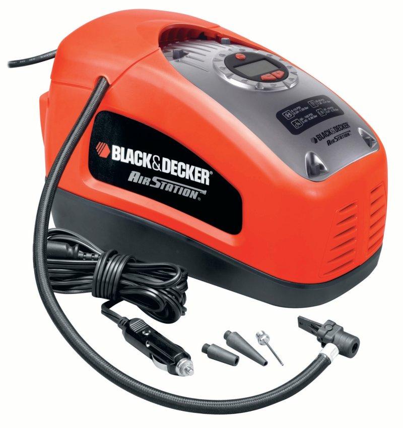Компрессор автомобильный Black & Decker ASI300 50pcs max485cpa dip free shiping max485