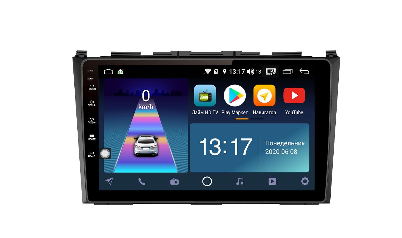 Магнитола Honda CR-V 2006-2012 DAYSTAR DS-8048ZM (+ Камера заднего вида в подарок!)
