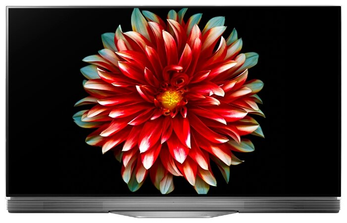 Телевизор 55 LG OLED55E7N черный 3840x2160 120 Гц Wi-Fi Smart TV Bluetooth WiDi