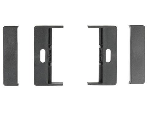 Переходная рамка Intro RAU4-00 для Audi A4, A2, TT до 00 1DIN (боковые вставки) engine camshaft crankshaft locking alignment timing tool kit for audi a2 a3 a4 a6 a8 2 4 3 2l v6 fsi st0169