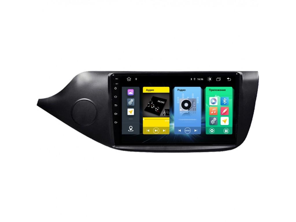Головное устройство vomi FX319R9-MTK-LTE для Kia Ceed 2013-2018 (+ Камера заднего вида в подарок!)