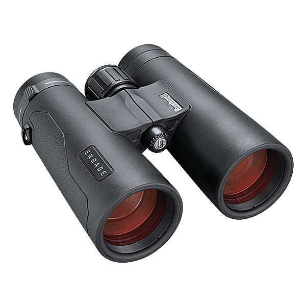 Бинокль Bushnell ENGAGE 10X42 бинокль bushnell powerview roof 8–16x40