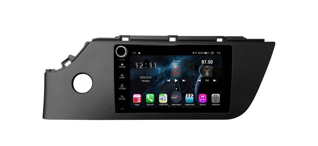 Штатная магнитола FarCar s400 для KIA Rio на Android (H1253RB) (+ Камера заднего вида в подарок!)