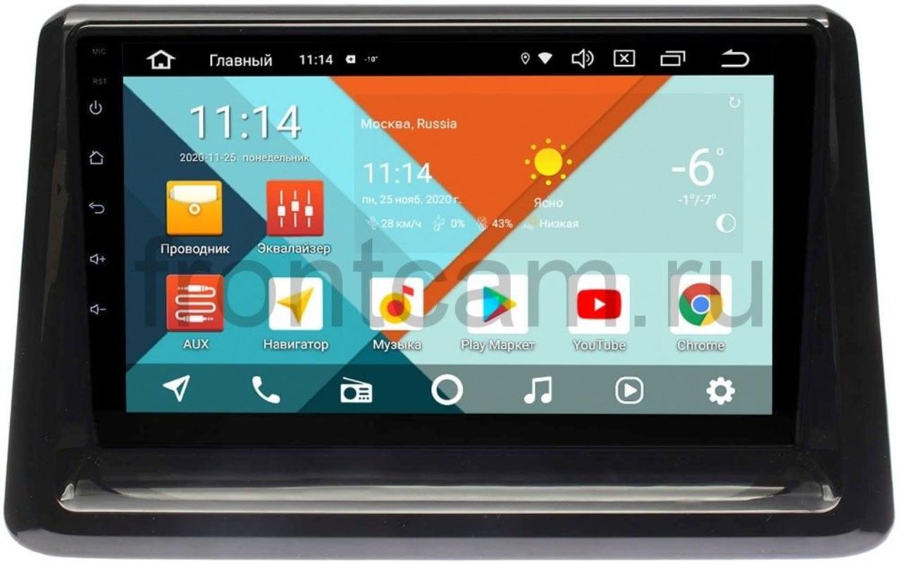 Штатная магнитола Toyota Esquire, Noah III (R80), Voxy III (R80) Wide Media KS9194QR-3/32 DSP CarPlay 4G-SIM на Android 10 (+ Камера заднего вида в подарок!)