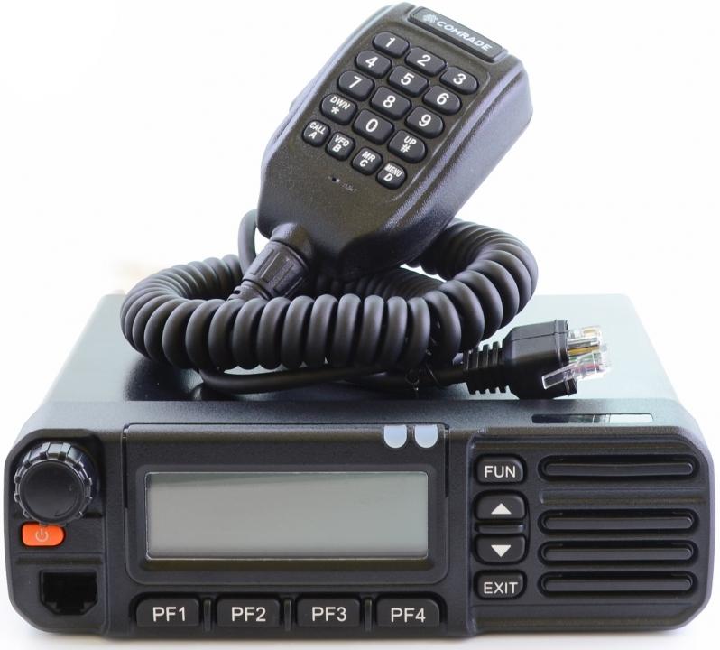 Мобильная радиостанция Comrade R90 UHF